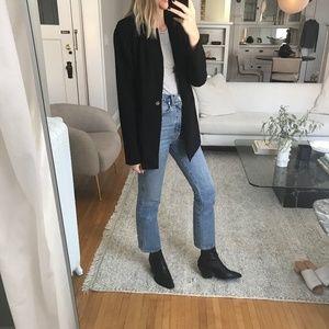 Oversized Black Blazer